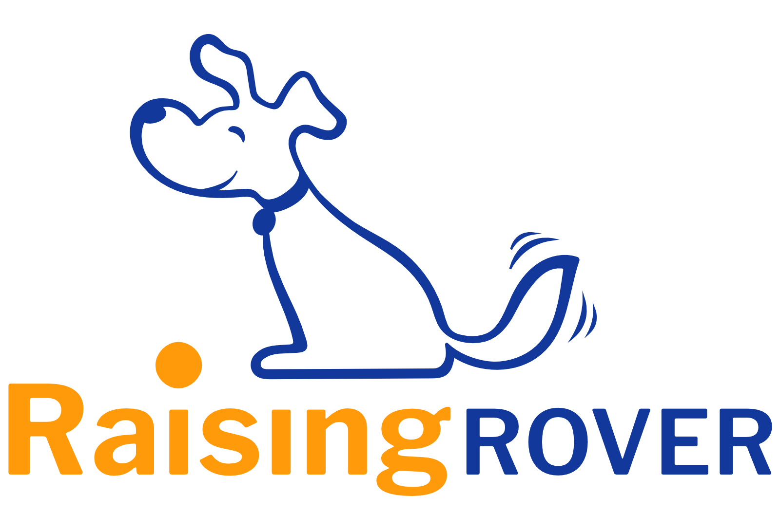 Raising Rover Logo Sample